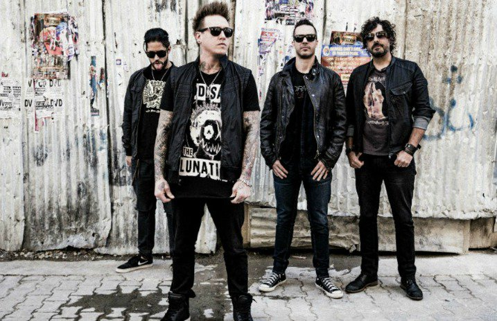 Papa Roach Announce 2018 Headline Tour With Nothing More, Escape the Fate